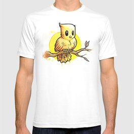 Stop Overthinking This Gosh Darn Crap and Just Draw a Bird! T-shirt