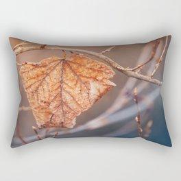 Warm. Rectangular Pillow