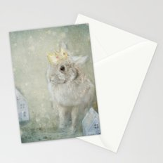 The Bunny Queen Stationery Cards