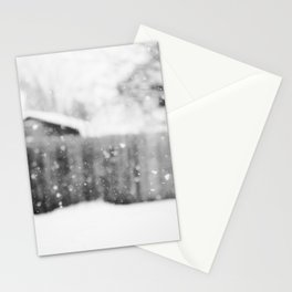 blizzard Stationery Cards
