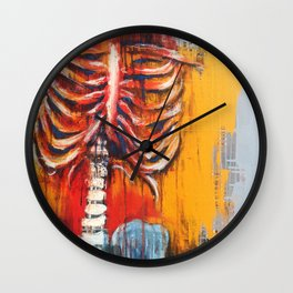 Syndrome Wall Clock