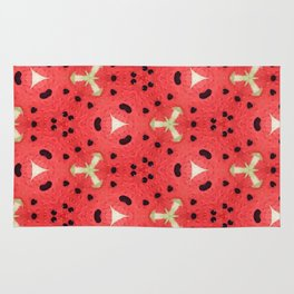 Gabriella Watermelon Slime Design Rug