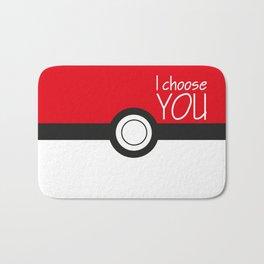 I choose you! Bath Mat