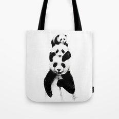 Pand-erations Tote Bag