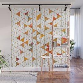 Isometric Wall Mural