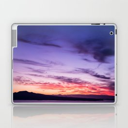 Auckland Sunset Laptop & iPad Skin