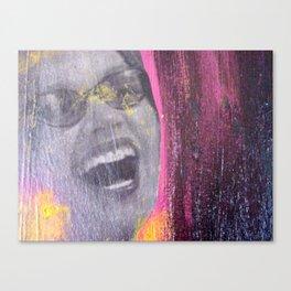 N/A NOW Canvas Print