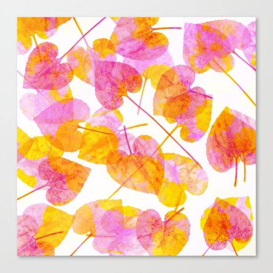 Leaves #2 Canvas Print