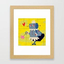 Rosie the Robot Framed Art Print