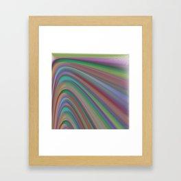 Artificial Noise Framed Art Print