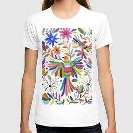 otomi bird T-shirt