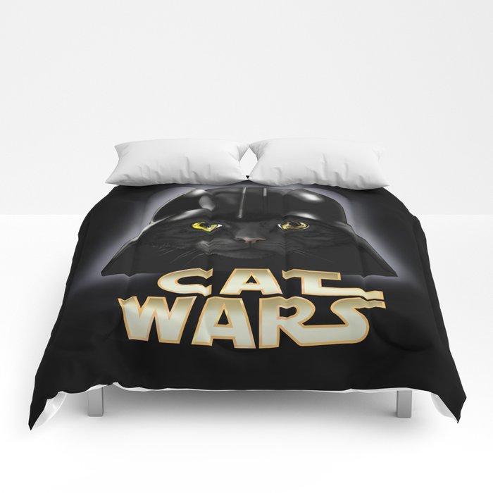 Cat Fener  Comforters