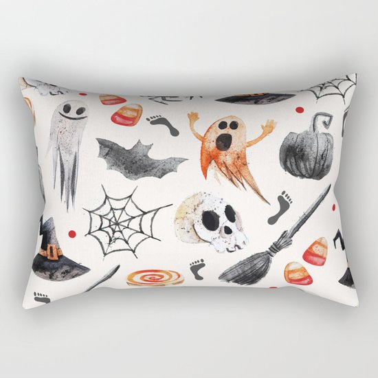 HALLOWEEN6 Rectangular Pillow