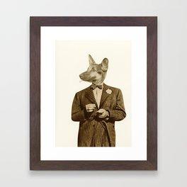 Play it Cool, Play it Cool Framed Art Print