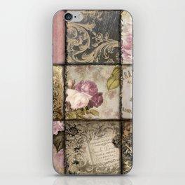 Viva La Paris I iPhone Skin