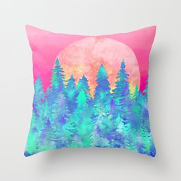 That Pacific Northwest Feeling Throw Pillow