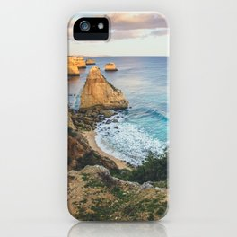 Marinha Beach - Algarve, Portugal iPhone Case
