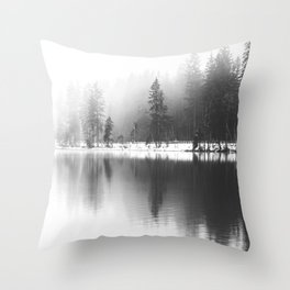 Rhythm of Nature Throw Pillow