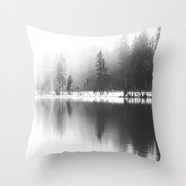 Rhythm of Nature Throw Pillow