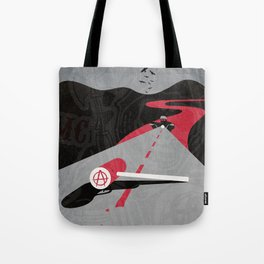 Sons Of Anarchy Print Tote Bag