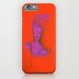 Marie the Ghoul iPhone Case