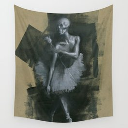 The Dark Dancer Wall Tapestry