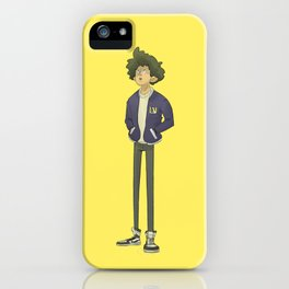Izuku Midoriya iPhone Case