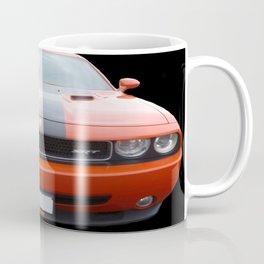 Dodge Challenger SRT Coffee Mug