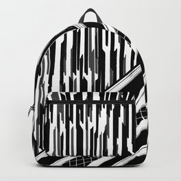 Black & White Graphic 1 Backpack