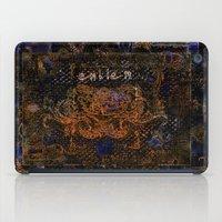 fire emblem iPad Cases featuring Emblem by Heidi Fairwood