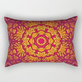 Kaleidoscope Dream Rectangular Pillow