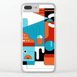 Creative Technologies Clear iPhone Case