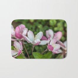 Delicate Spring Bloom Bath Mat