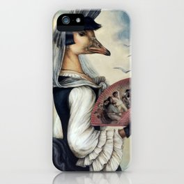 The 3rd of May - Homage to Goya iPhone Case
