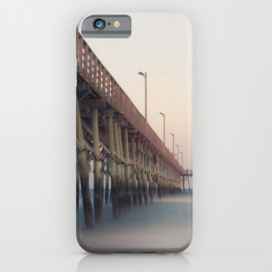 Pier at Dusk iPhone & iPod Case