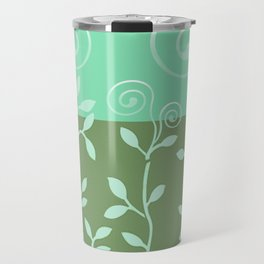 VINEIRI | moss aqua Travel Mug