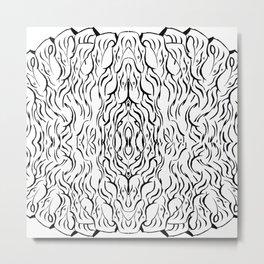 more randomness Metal Print