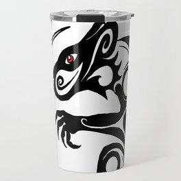 Tribal Rat Travel Mug