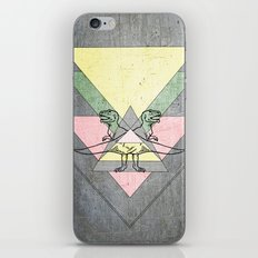 siamo tyrex iPhone & iPod Skin
