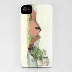 Abandoned Barn iPhone (4, 4s) Slim Case