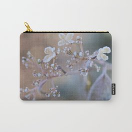 Frosty Viburnum Carry-All Pouch