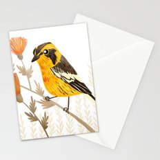 Blackburnian Warbler Stationery Cards