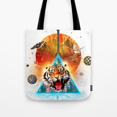 ERR-OR: Tiger Connection Tote Bag