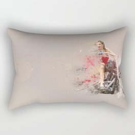 RED RIDER Rectangular Pillow
