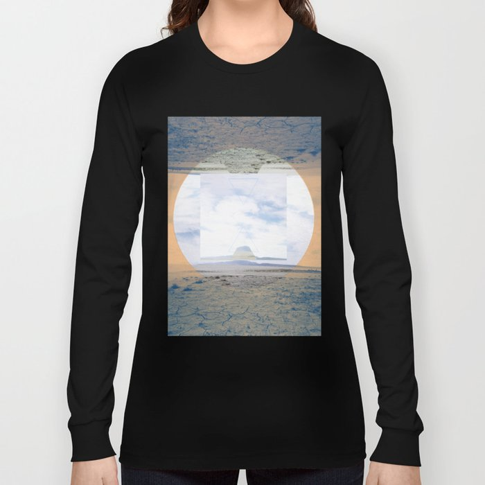 seamlessly run Long Sleeve T-shirt