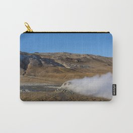 Namafjall geothermal Iceland Carry-All Pouch