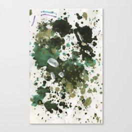 inkdots Canvas Print