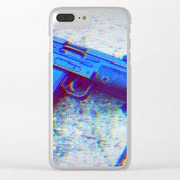 Uzi Clear iPhone Case