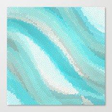 Calypso Cool Canvas Print
