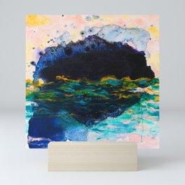 Shadows of Myself Mini Art Print